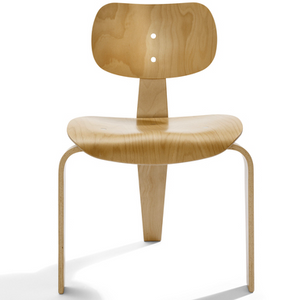 Please Wait To Be Seated: Egon Eiermann SE42 Chair - Beech