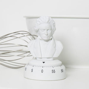Kikkerland Beethoven Kitchen timer