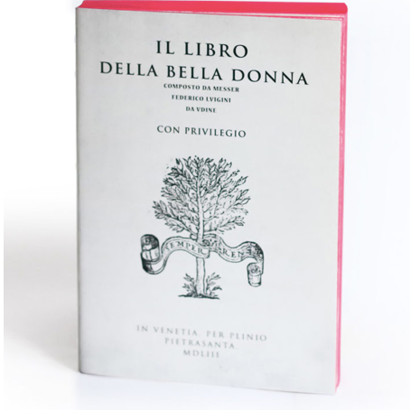 Slow Design Libri Muti - Bella Donna - pt udsolgt - sold out