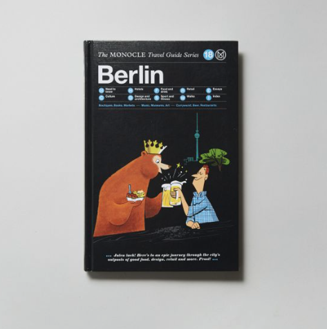 The Monocle Travel Guide - Berlin - udsolgt/sold out