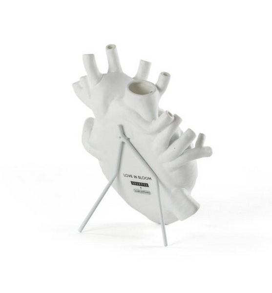 Seletti Love in The Bloom Vase - White