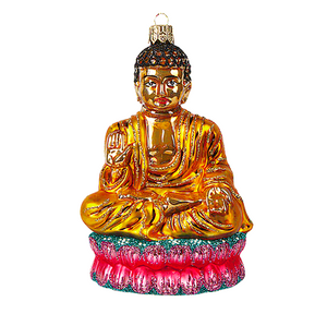 Buddha julepynt / Buddha christmas ornament - Pre-order now!