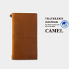 Traveler's Company Traveler's Notebook Camel - NEW COLOUR!