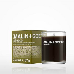 Malin+Goetz Tobacco Mini duftlys / scented candle