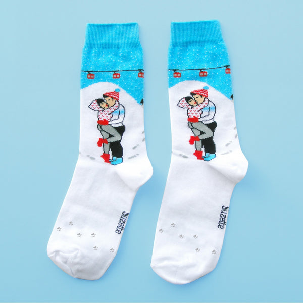 Coucou Suzette - Ski Teacher Socks