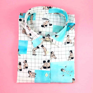 Coucou Suzette - Geisha Shirt - Limited edition!