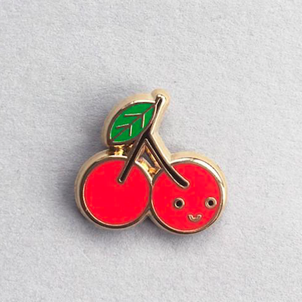 Cherry Pin- pt udsolgt/sold out