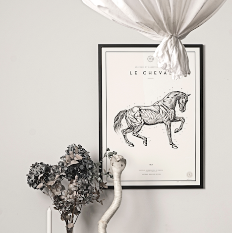 Atelier Graphique Le Cheval No. 3