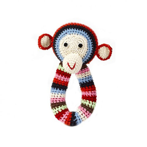 Anne Claire Abe Rangle / Monkey Rattle- coming soon!