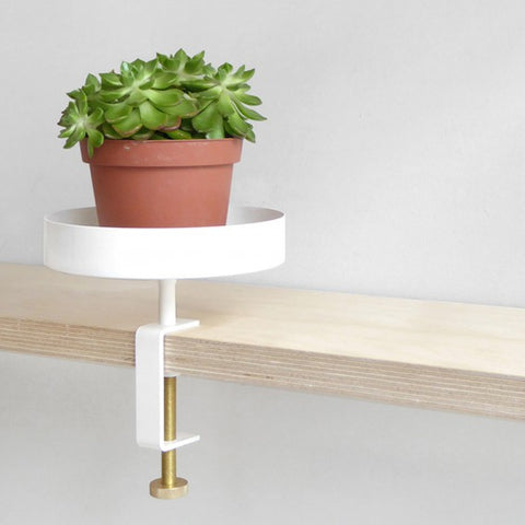 NAVET Sthlm Clamp Tray - Small Cream White