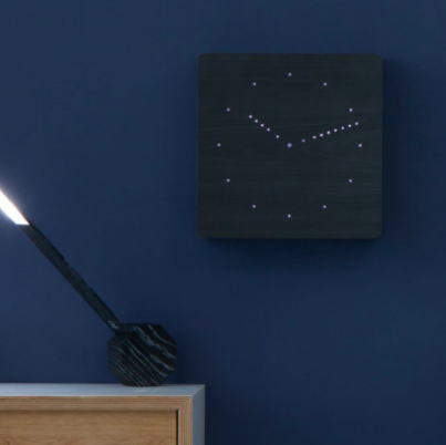 Gingko Analogue Clock