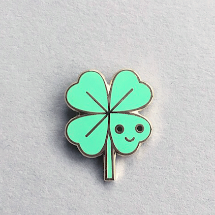 Clover Pin - coming soon!