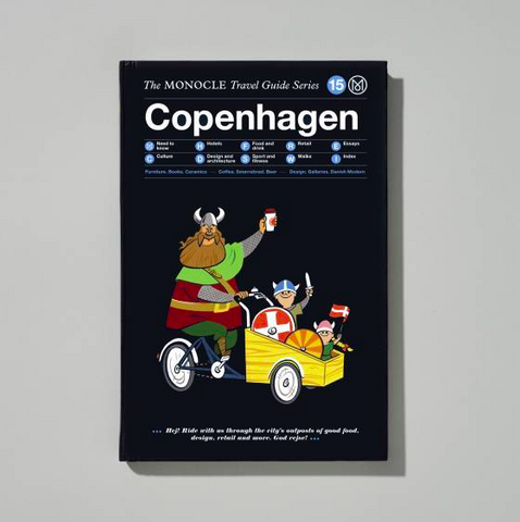 The Monocle Travel Guide - Copenhagen Back in Stock!