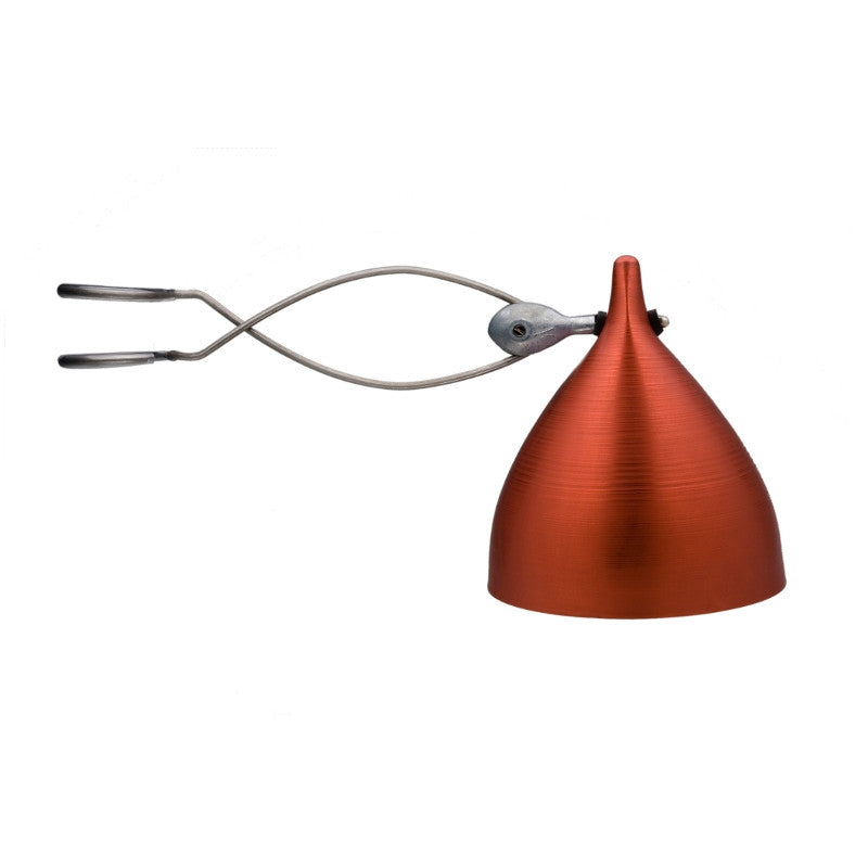 Cornet Clip Lamp Red