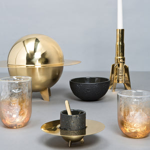 Seletti x Diesel Cosmic Diner Hard Rocket Candle Holder
