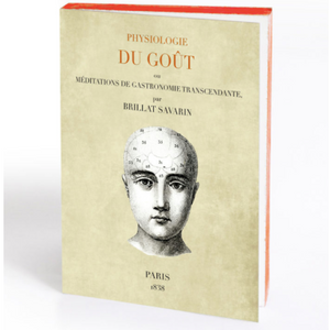 Slow Design Libri Muti - Physiologie du Gout