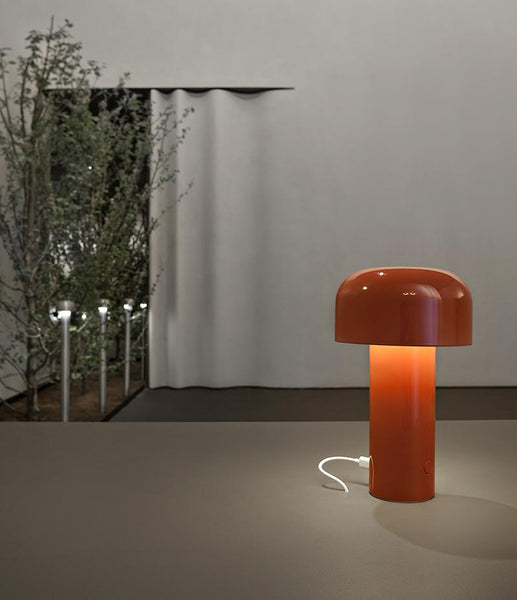FLOS Bellhop Rechargable Lamp - Brick Red