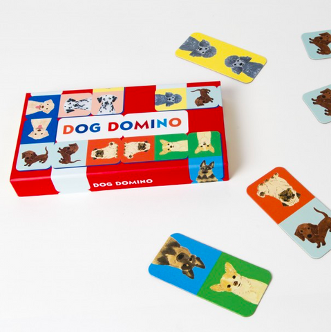Dog Domino by Itsuko Suzuki