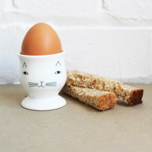 Donna Wilson Æggebæger/Egg cup - Mog the Cat