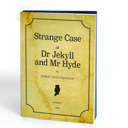 Slow Design Libri Muti - Dr. Jekyll & Mr Hyde