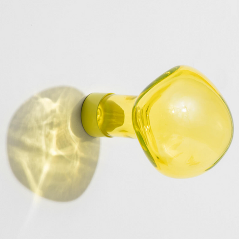 Petite Friture Bubble Hook - Yellow