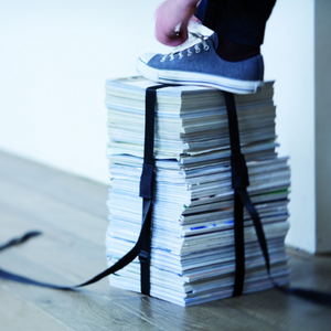 Eno Studio Book Stool
