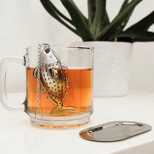 Kikkerland Fish Tea Infuser