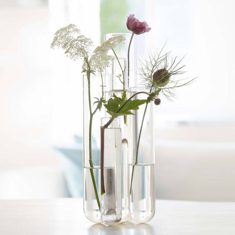 Forget Me Not Vase -restocking-