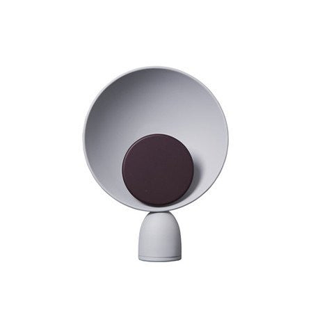 Please Wait To Be Seated Blooper Table Lamp - Fig Purple