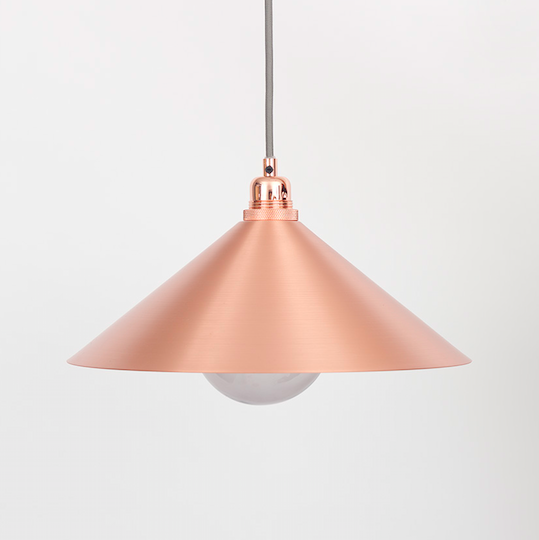 Frama Geometric Shades: Copper Cone