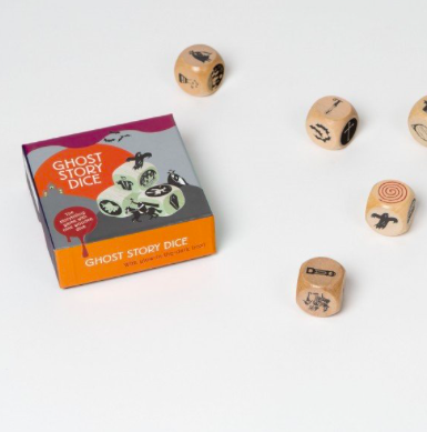 Magma Ghost Story Dice