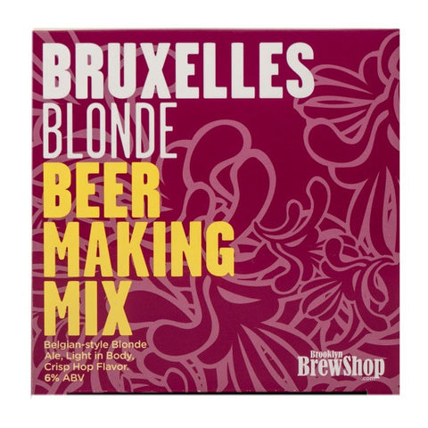 Brooklyn Brewshop - Refill Kit / Bruxelles Blonde - Coming Soon!