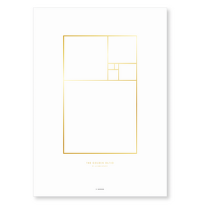 Navucko Golden Ratio Print