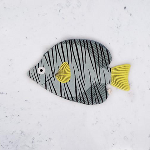 Don Fisher Green Butterfly Fish (Mariposa Verde) Case