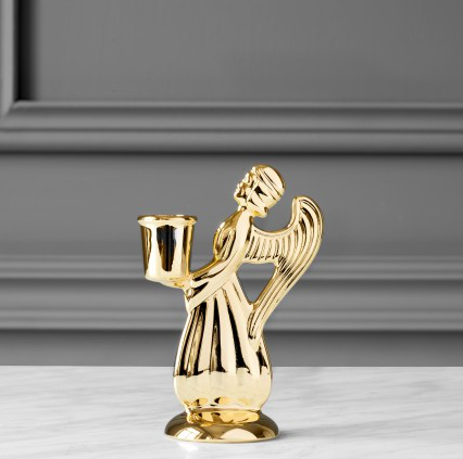 Skultuna Guardian Angel Lysestage / Candle holder