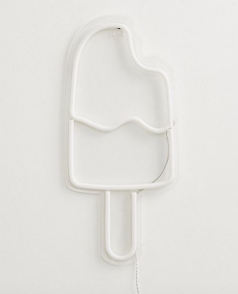 Neon Sign Popsicle/pt udsolgt - sold out