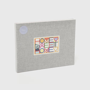 Vitra Home Sweet Home Guestbook
