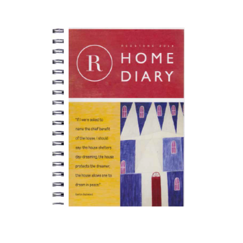 The Redstone Diary 2019 - HOME - Please preorder!