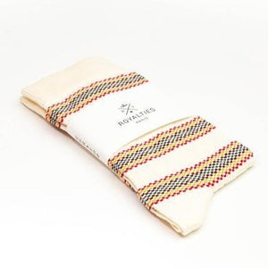 ROYALTIES Paris Mens Socks - Charly Natural