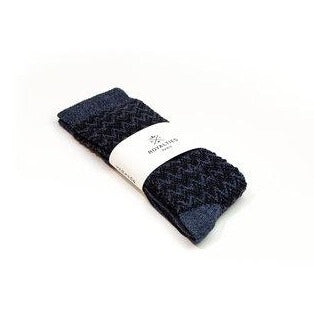 ROYALTIES Paris Socks - Thomas Blue