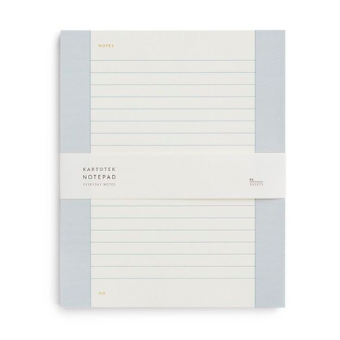 Kartotek CPH Notepad- Everyday Notes