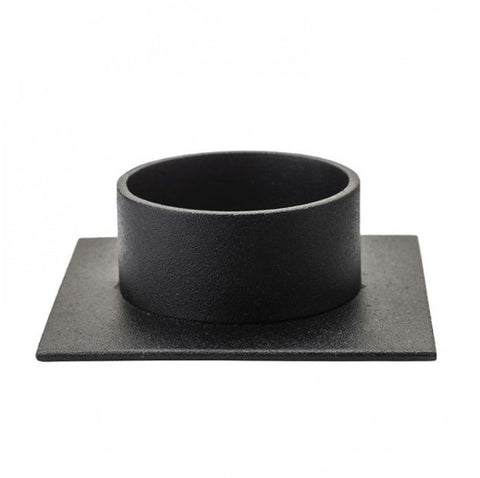 Kunstindustrien The Square ø6 cm - Black
