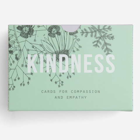 The School of Life - Kindness Prompt cards