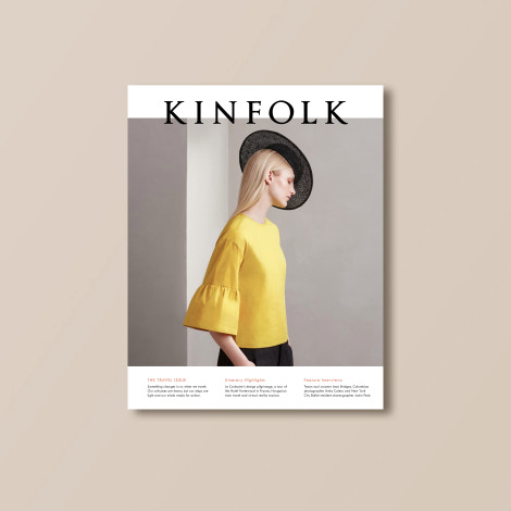 KINFOLK Magazine issue twenty