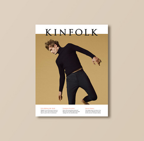 KINFOLK Magazine issue nineteen