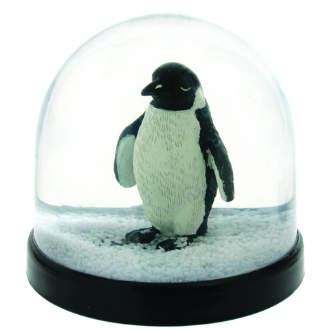 Snekugle med Pingvin / Snow globe Penguin - udsolgt/sold out