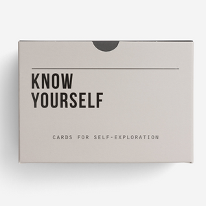 The School of Life - Know Yourself Cards