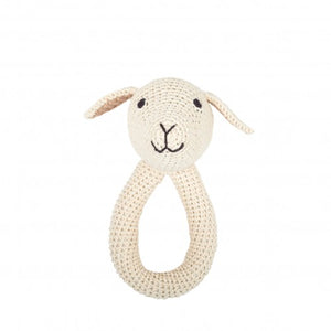 Anne Claire Petit Lam Rangle / Lamb Rattle