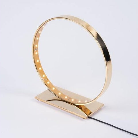 Le Deun Luminaires Circle Light Nano - Gold