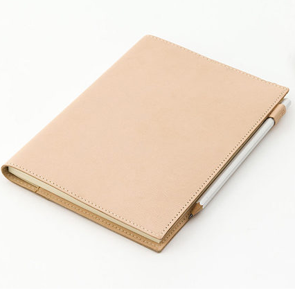 Midori MD Notebook Leather Cover A5